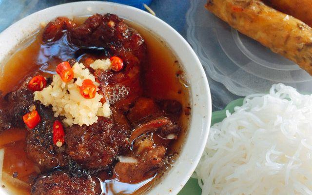Bún Chả Bà Dung - Nguyễn Thái Học