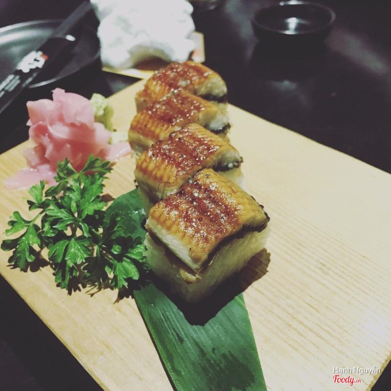 Sushi lươn