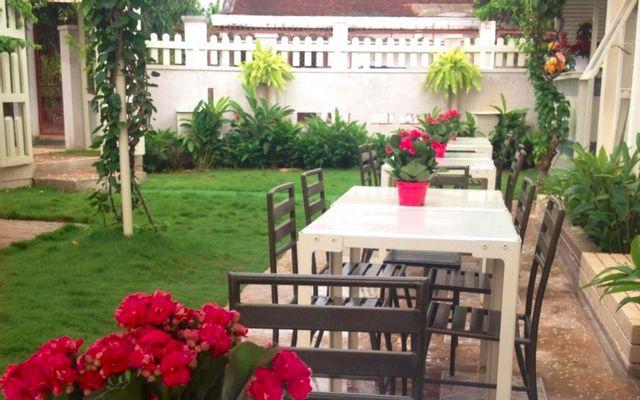 Up Garden Cafe