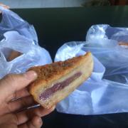 Bánh chuối chưng