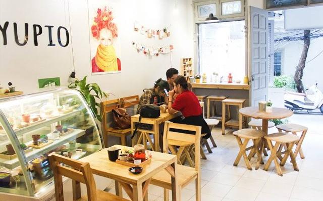 Yupio Homemade Cafe - Núi Trúc