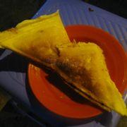Bánh hotdog thập cẩm 7k
