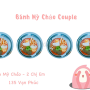 Bánh Mỳ Chảo Couple