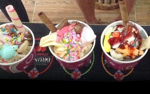 Jungle Ice Cream - Ngô Đức Kế