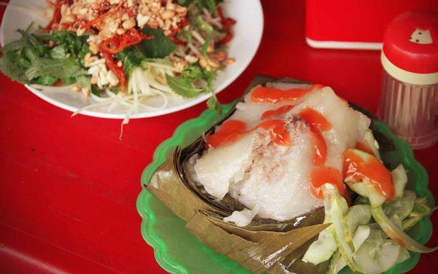 Bánh Giò Nóng - Chợ Hà Đông