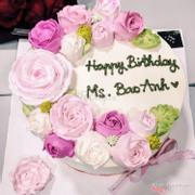 bánh sinh nhật 20cm