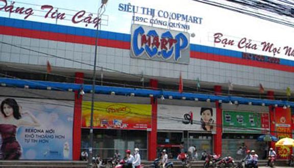 Siêu Thị Co.opMart - Cống Quỳnh