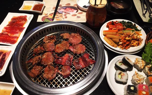 King BBQ - Vua Nướng Hàn Quốc - AEON Mall Bình Dương