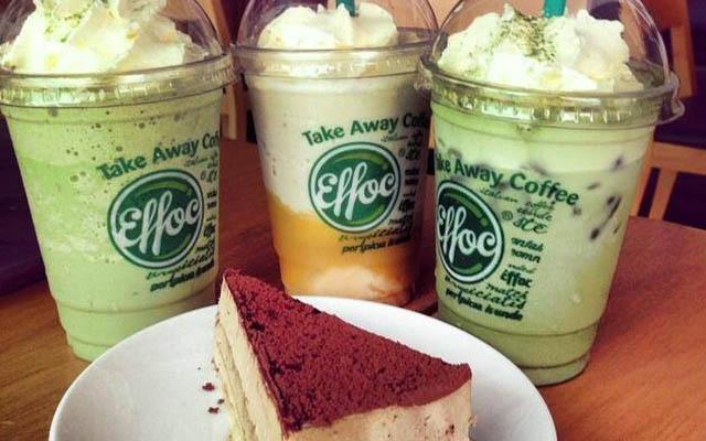 Effoc Cafe - AEON Mall Bình Dương