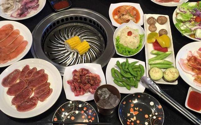 Saika BBQ & Hotpot Buffet - AEON Mall Bình Dương