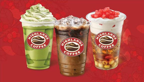 Highlands Coffee - AEON Mall Bình Dương