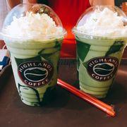 Freezee trà xanh