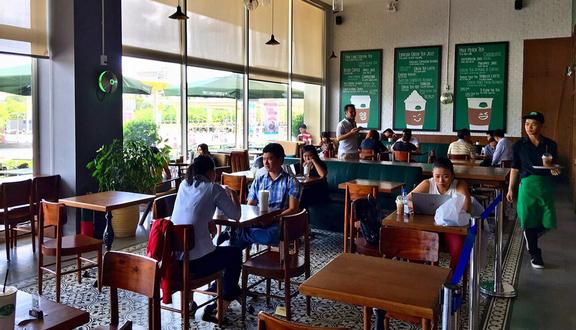 Phúc Long Coffee & Tea - AEON Mall Bình Dương