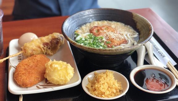 Marukame Udon - AEON Mall Bình Dương