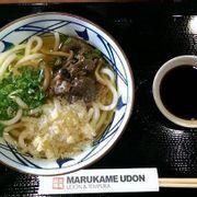 Udon bò kake