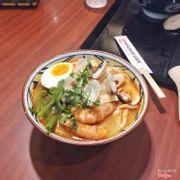 Udon tomyum hải sản - 89k