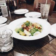 Prawn cobb salad - 165k