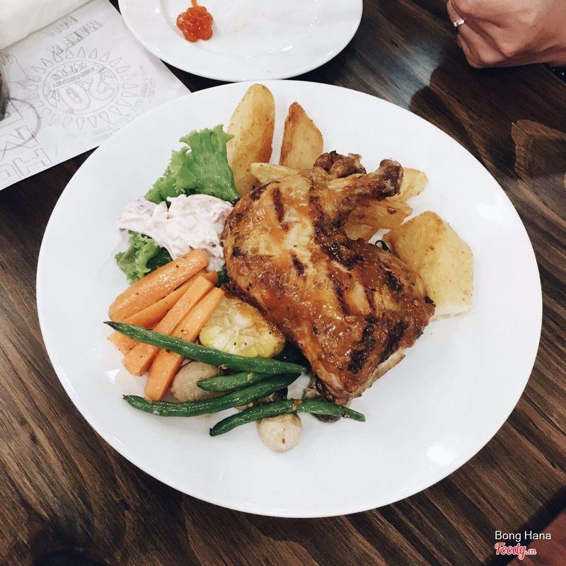 Portuguese Chicken Thigh - 265k
