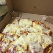 Pizza sườn dứa