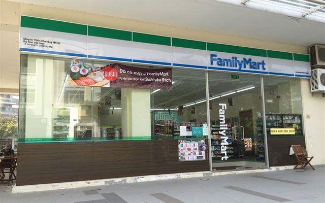 FamilyMart - Tôn Dật Tiến