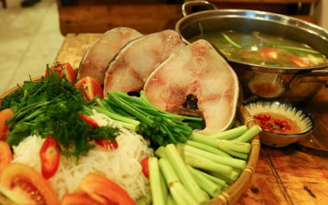Hiền Béo - Lẩu Cá Khô Campuchia