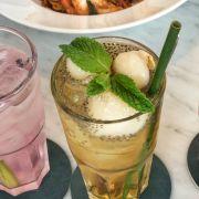 Lychee Iced Tea (65k++)