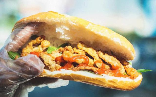 Bánh Mì Chả Cá Má Hải - Cửa Đại