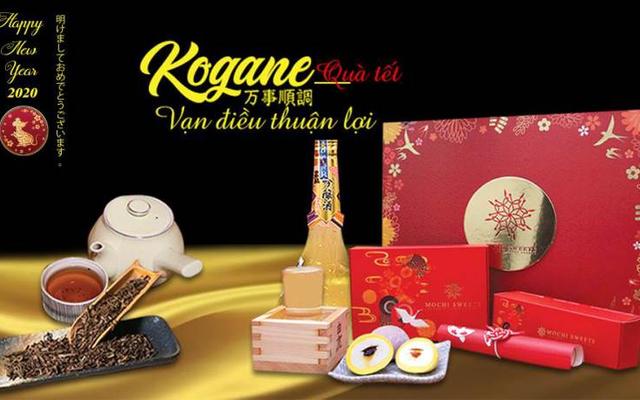 Mochi Sweets - Lotte Mart