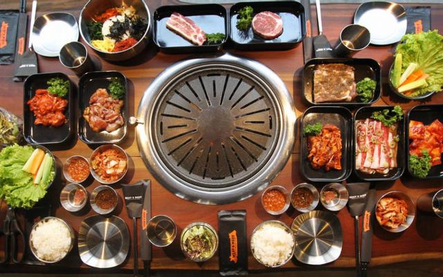 Meat & Meet Korean BBQ Container – Huỳnh Thúc Kháng