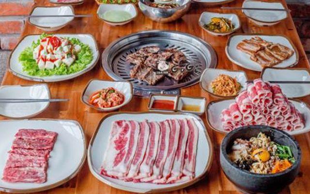 GoGi House - Nướng Hàn Quốc - Trần Hưng Đạo