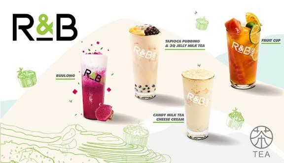 Trà Sữa R&B Tea - AEON Mall Tân Phú