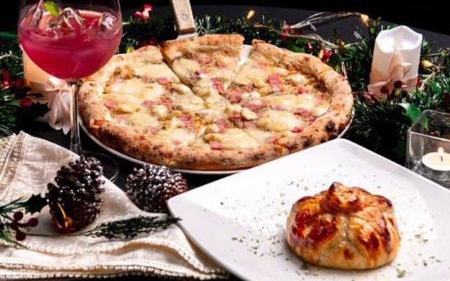 Pizza 4P's - Pizza Kiểu Nhật - Mai Hắc Đế