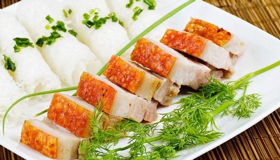Heo Sữa Quay Huy Hoàng - Trần Văn Giàu