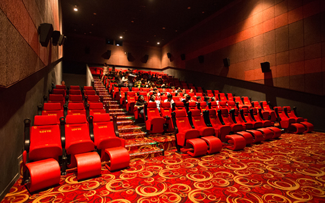 Lotte Cinemas - Gold View