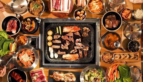 K-Pub - Nướng Phong Cách Pub Hàn Quốc - Cao Thắng