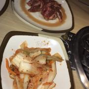 Kimchi rất cần khi ăn thịt