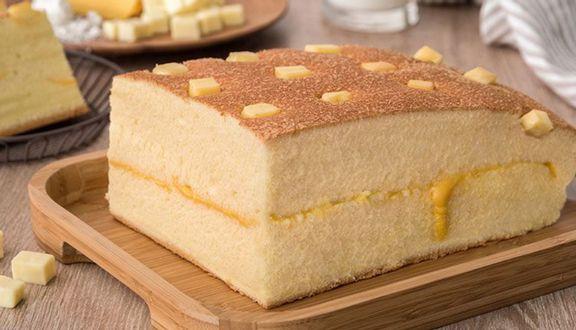 Bánh Bông Lan Tươi Đài Loan
