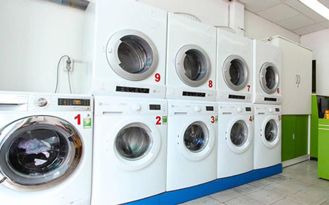 Giặt Sấy GS