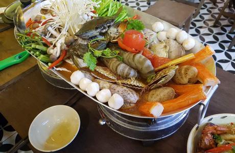 Tôm Cua House - Hải Sản Sinh Thái Vừa Sạch Vừa Ngon