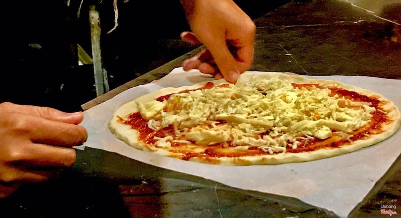 Magarita pizza