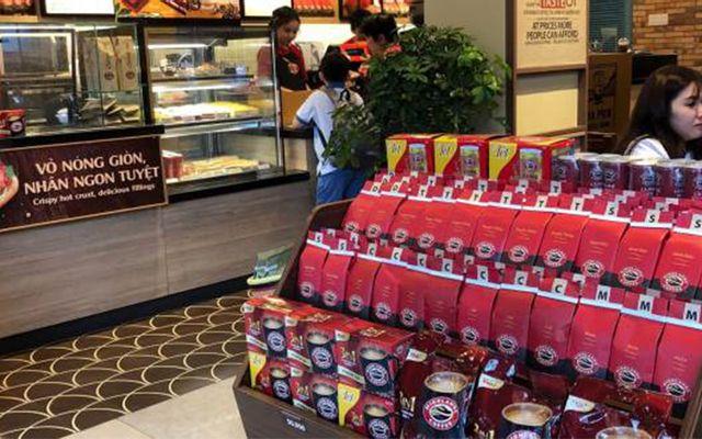 Highlands Coffee - Cà Phê Đóng Gói - Lotte Mart Bình Dương
