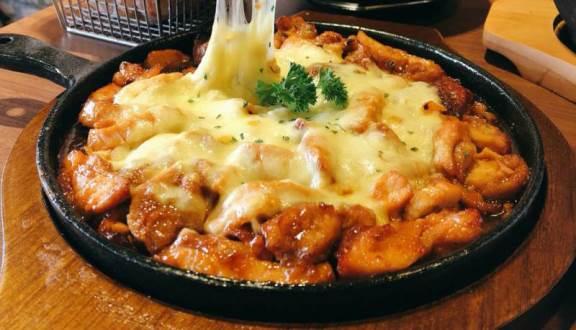Don Chicken - Gà Nướng Hàn Quốc - Crescent Mall