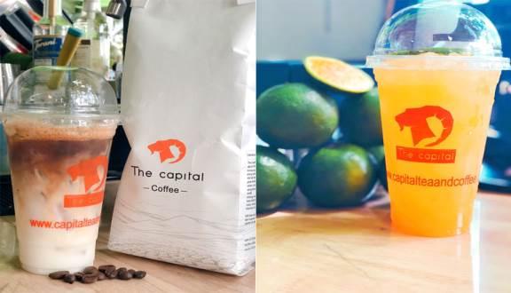 The Capital Coffee - Hoàng Sa