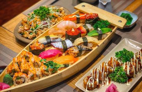 Happy Fish - Ẩm Thực Nhật - Lý Tự Trọng
