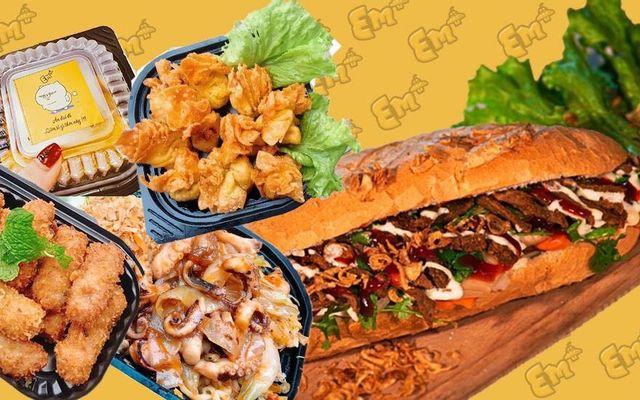 Ẩm Thực Em - Bánh Mì, Xôi, Phở & Đồ Ăn Vặt - Hồ Đền Lừ