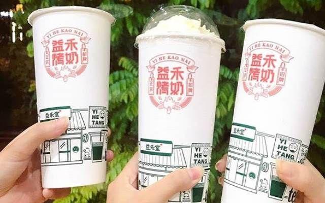 Yihe Tang - Trà Sữa Nướng - KĐT MonBay