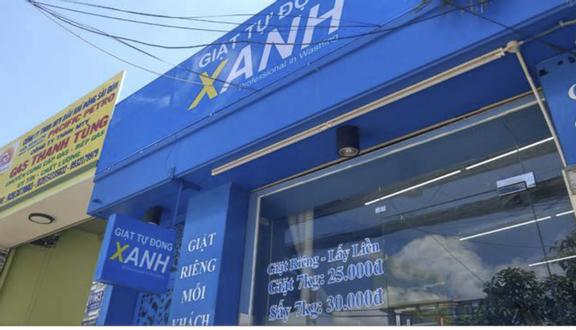 Giặt Sấy Tự Động Xanh - Mai Văn Vĩnh
