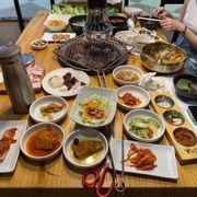 Đồ ăn ngon, siêu chuẩn Hàn