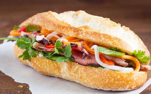 Bánh Mì - 396 Hoàng Hữu Nam