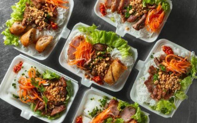A Tài - Bún Thịt Nướng - Nguyễn Thái Bình